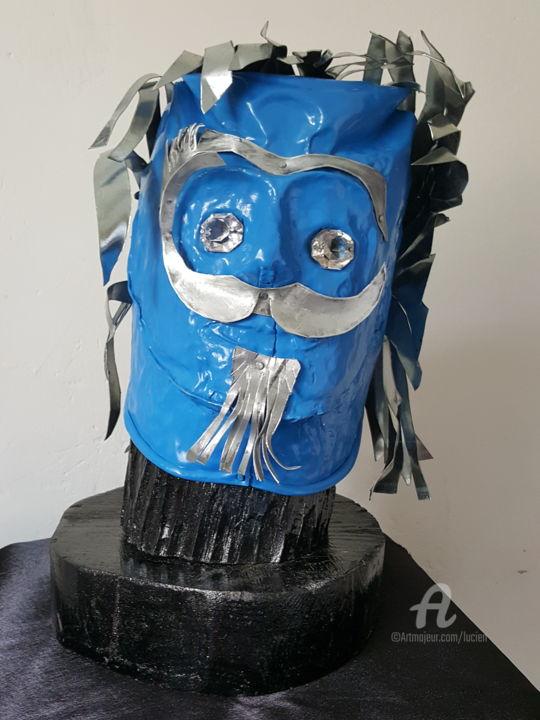 Portrait de l'homme triton